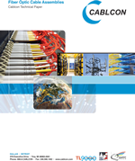 Fiber Optic Cable Assemblies Technical Paper