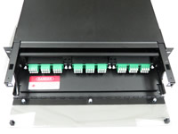 Rack Mount Distribution & Patch Panel
